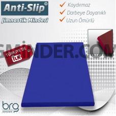 Anti - Slip / Kaydırmaz Kumaşlı Jimnastik Minderi 100 x200x5 cm.